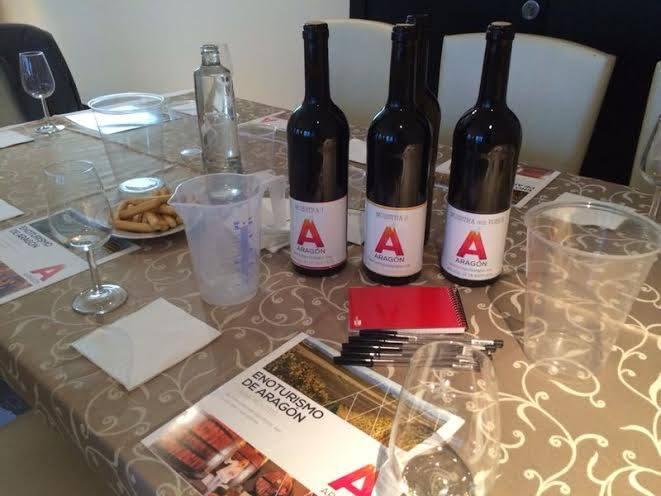 Enoturismo y territorio en el Workshop de Málaga