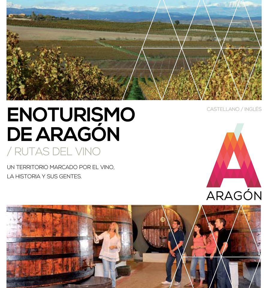 Descárgate el catálogo de Enoturismo de Aragón