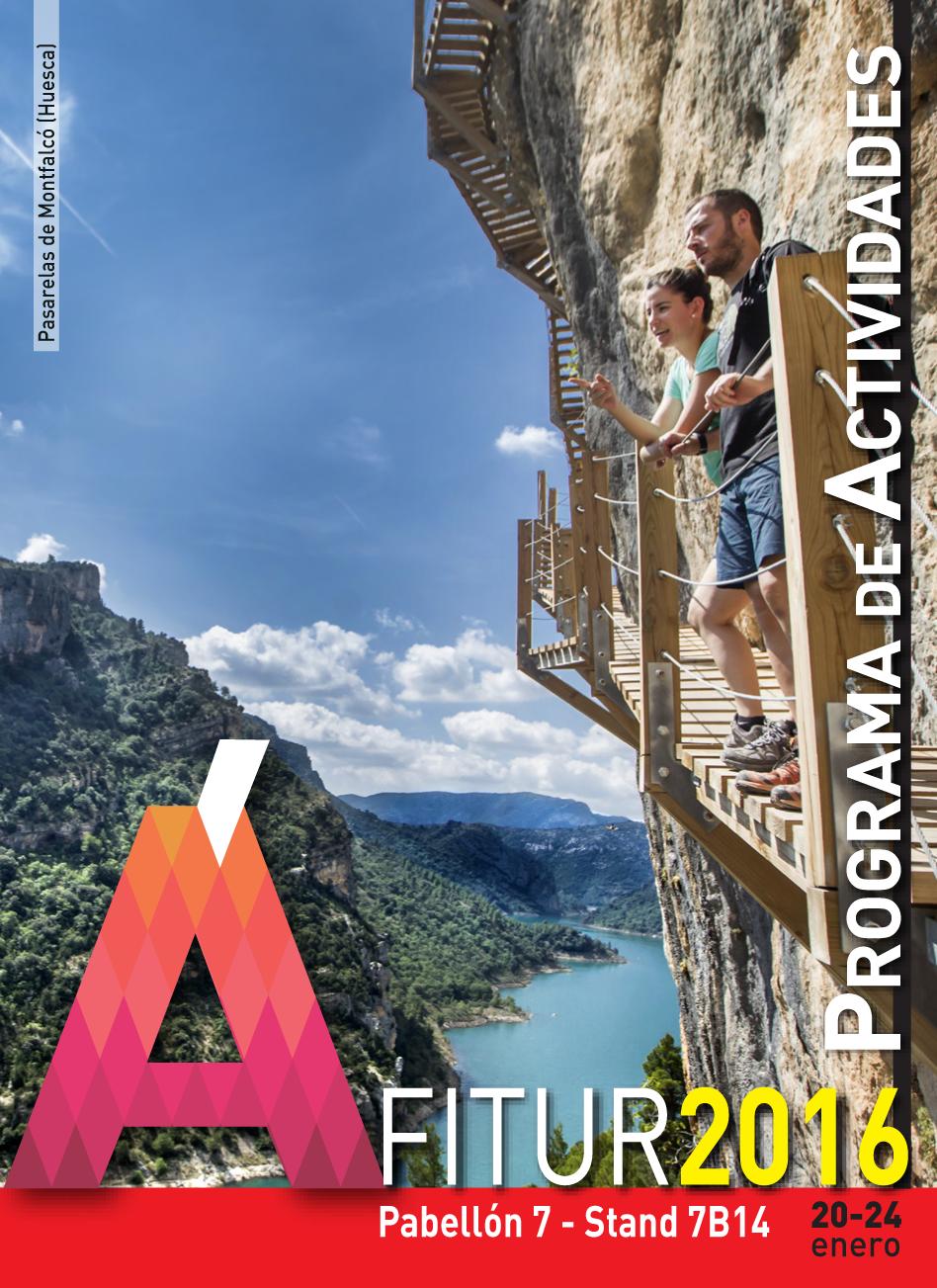 Las Rutas del Vino de Aragón en FITUR 2016