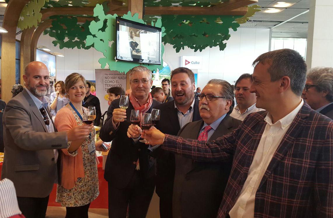 Fin de semana de promoción casa: ¡Enoturismo de Aragón en Aratur 2017!