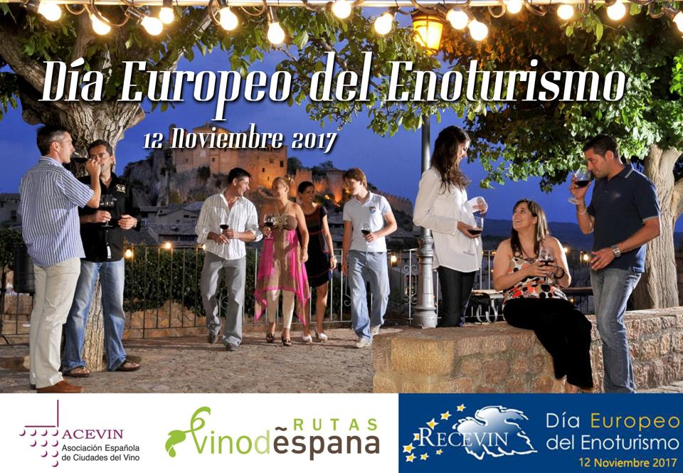 ¡Las Rutas del Vino de Aragón celebran el Día Europeo del Enoturismo!